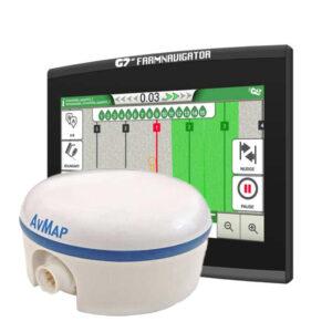 G7 Ezy + Turtle PRO GNSS sprejemnik